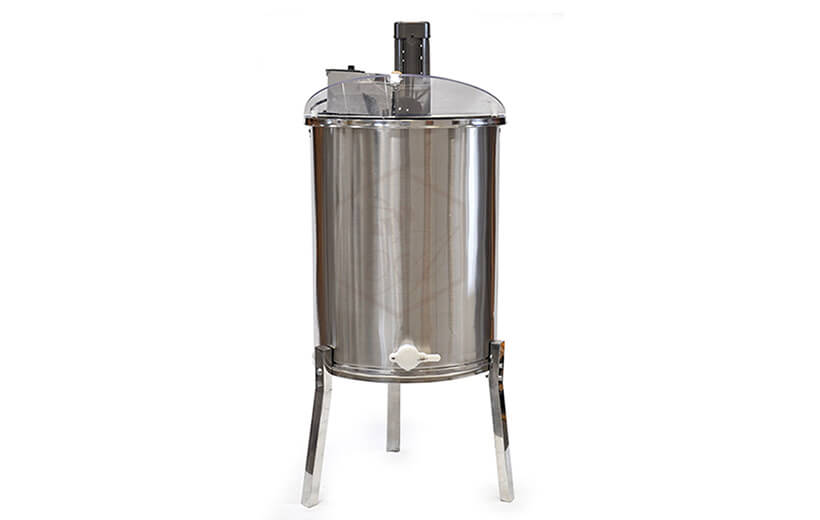 motor 4 frame electric honey extractor