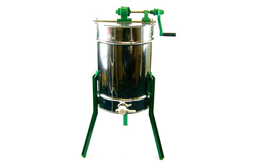 6 frame honey extractor for apiculture