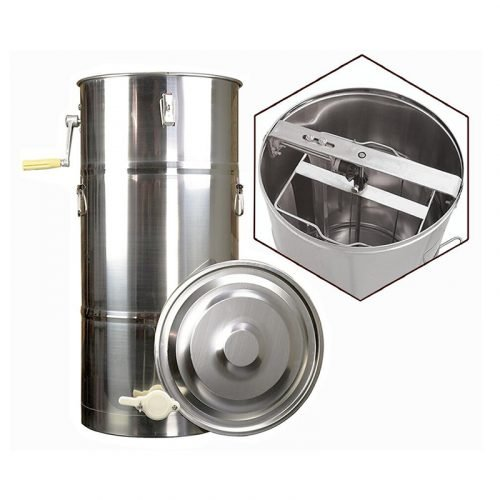 2-Frame-Economical-Honey-Extractor-1