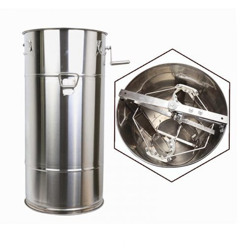 2-Frame-Manual-Reversible-Honey-Extractor