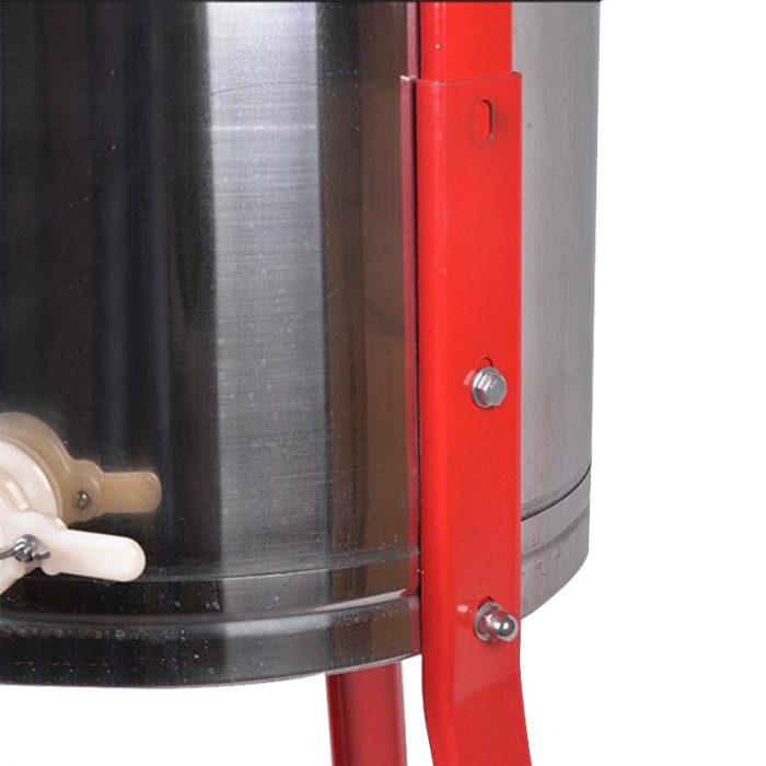 2-Frame-Stainless-Steel-Manual-Honey-Extractor-3