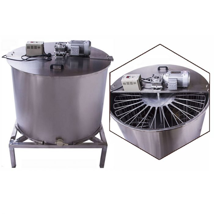 24-Frame-Electric-Honey-Extractor