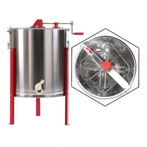 4-Frame-Manual-Reversible-Honey-Extractor-1