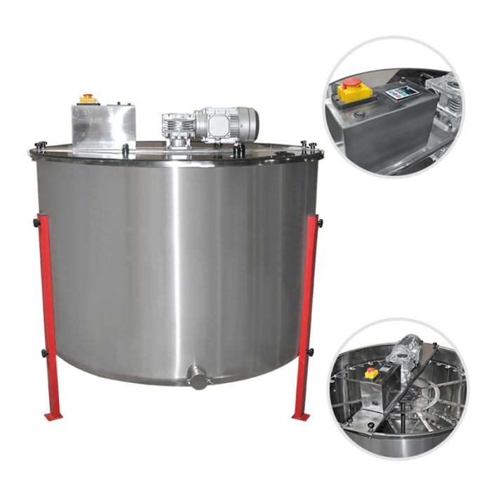 48-Frame-Electric-Honey-Extractor