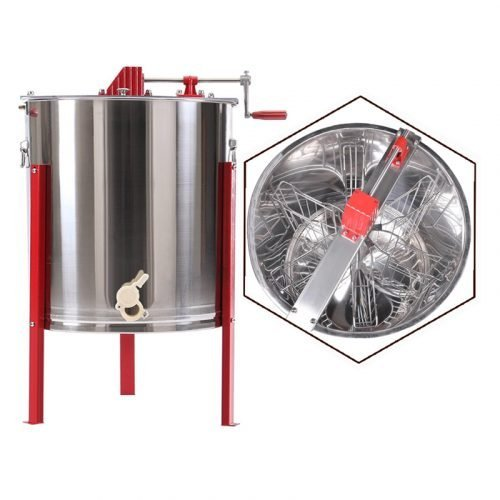 6-Frame-Manual-Honey-Extractor-1