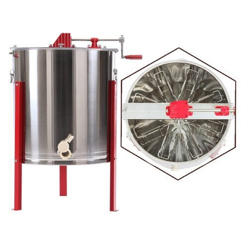 8-Frame-Manual-Honey-Extractor-1