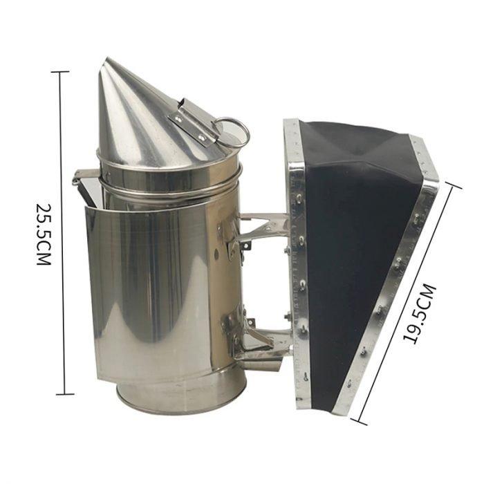 Australia-Style-Stainless-Steel-Bee-Smoker-4