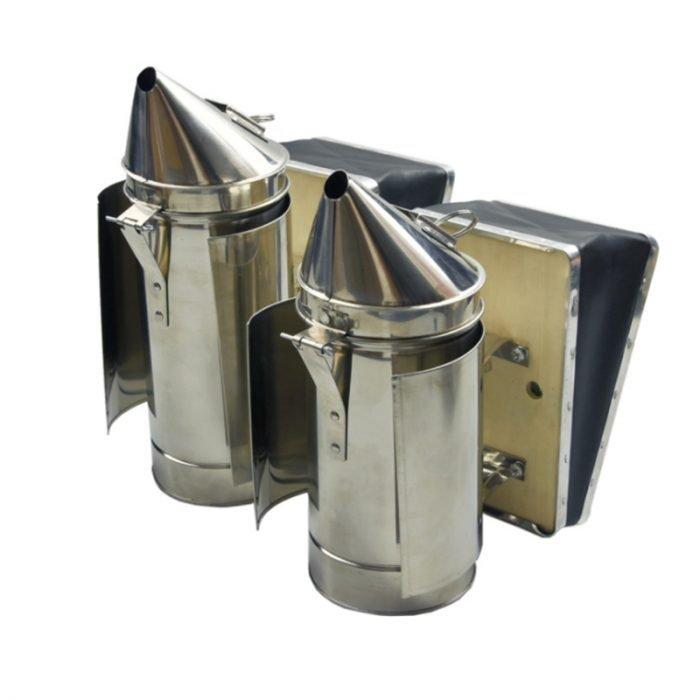 Australia-Style-Stainless-Steel-Bee-Smoker-8