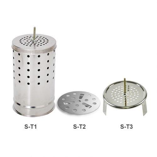 Bee Smoker Inner Tank 1
