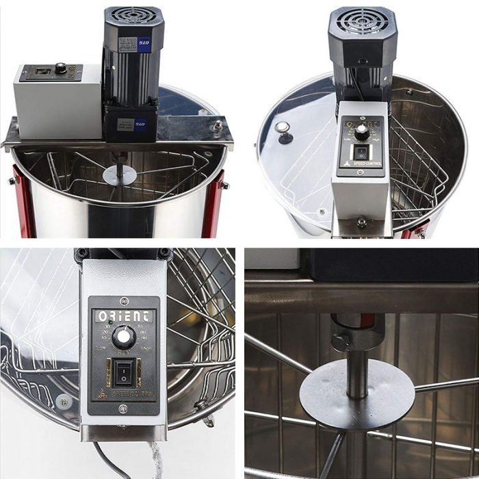 Electric-3-Frame-Stainless-Steel-Honey-Extractor-3