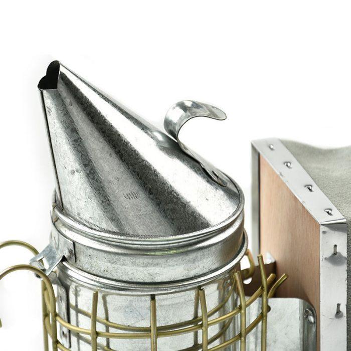 Galvanized Corium Bee Smoker 3