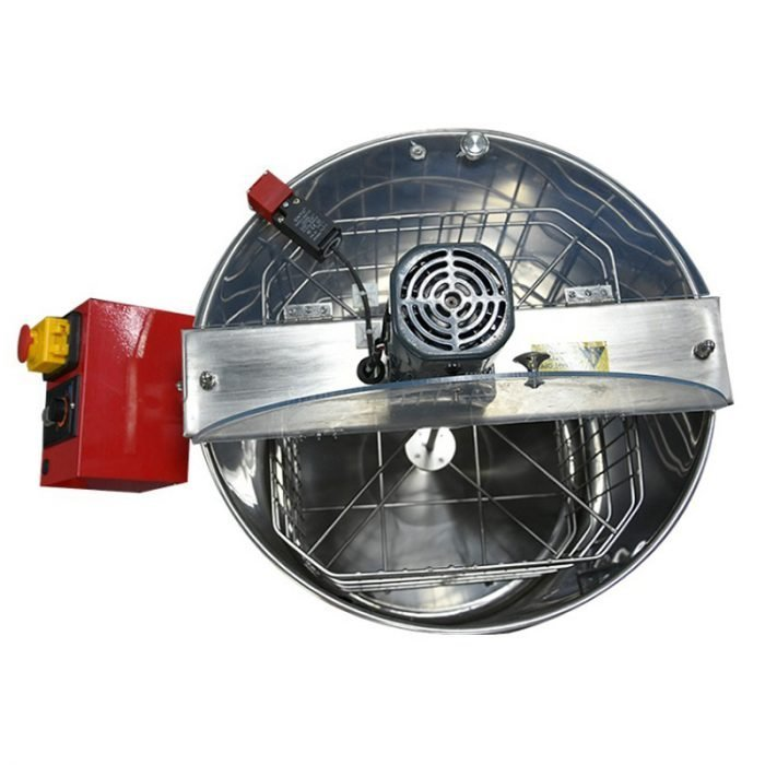New-4-Frame-Electric-Honey-Extractor-3