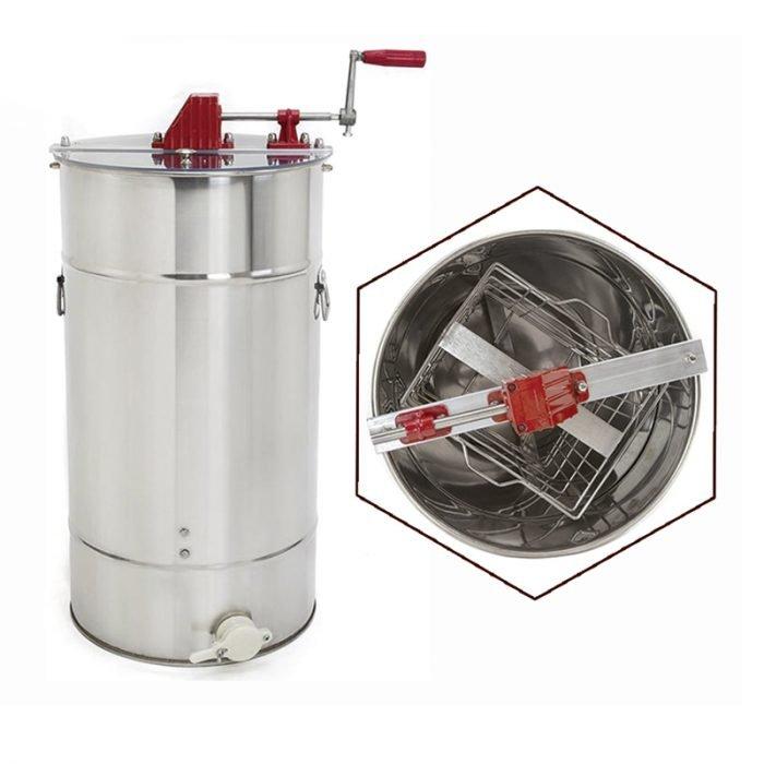 No-Legs-2-Frame-Honey-Extractor