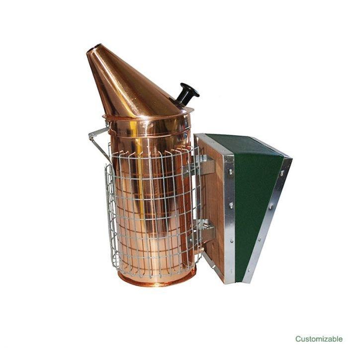 S 11 Empire Copper Bee Smoker 5