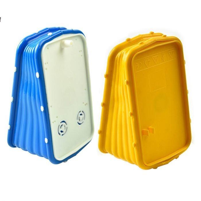 S B3 Replacement plastic smoker bellows 1