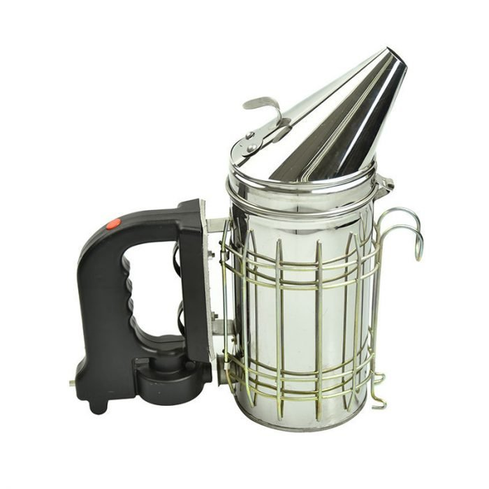 S E1 Electric stainless steel bee smoker 1