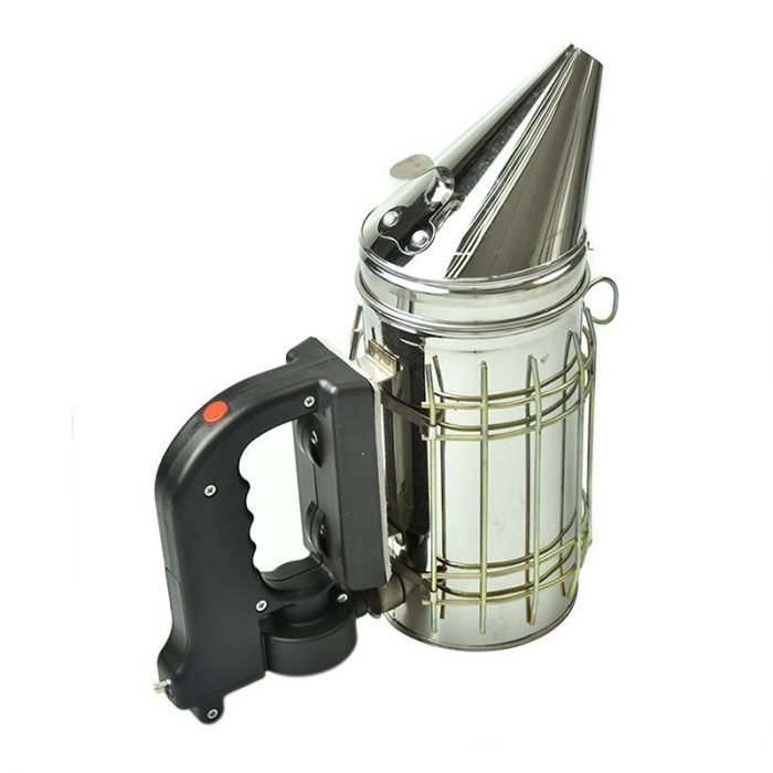 S E1 Electric stainless steel bee smoker 3