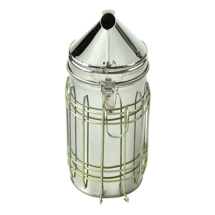 S E1 Electric stainless steel bee smoker 4