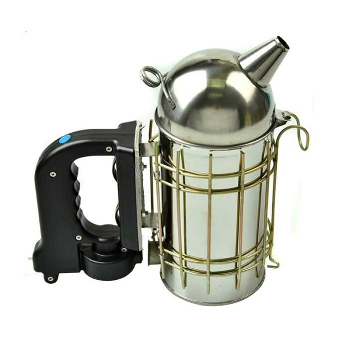 S E2 Electric dome lid bee smoker 1