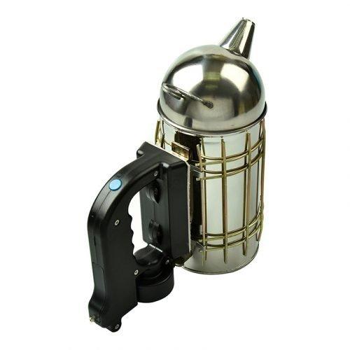 S E2 Electric dome lid bee smoker 4