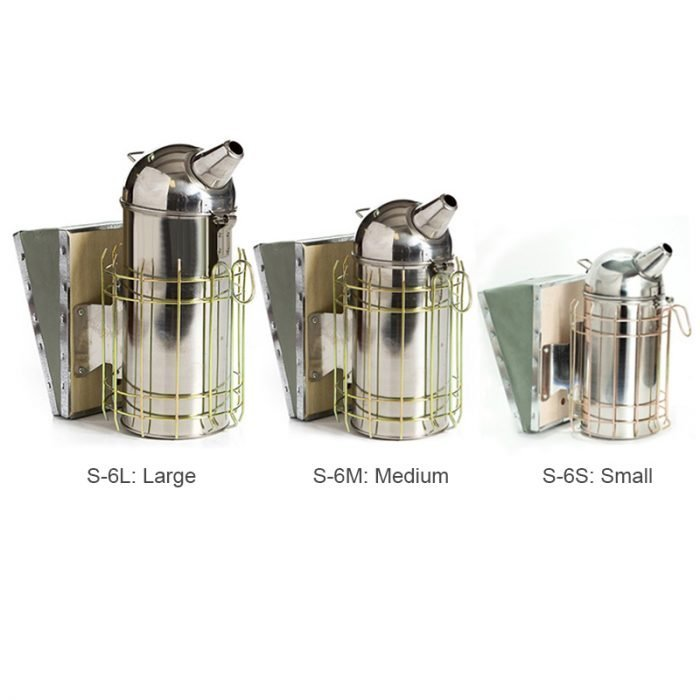 Stainless Steel Dome Leatheroid Smoker 1