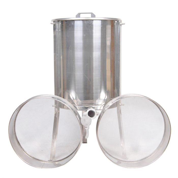 Double-Strainer-Stainless-Steel-Honey-Tank-9
