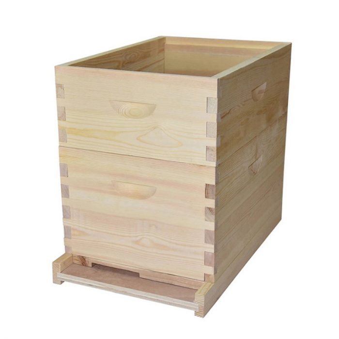 2-Layer-Langstroth-Beehive-7