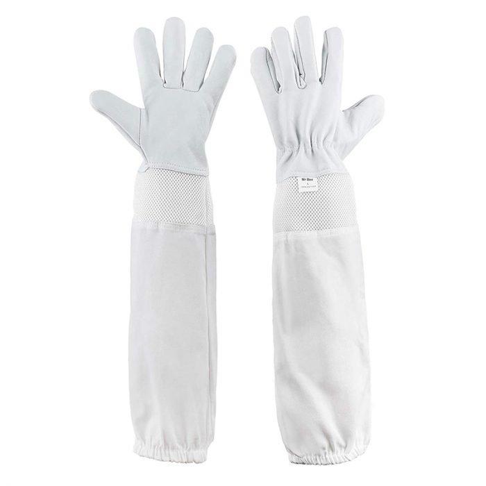 Breathable-Beekeeping-Goatskin-Gloves-5