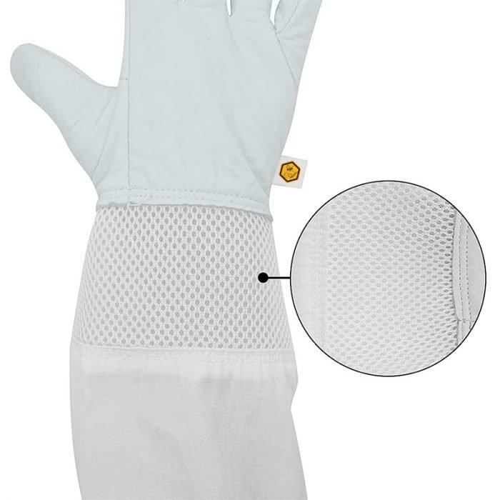 Breathable-Beekeeping-Goatskin-Gloves-6