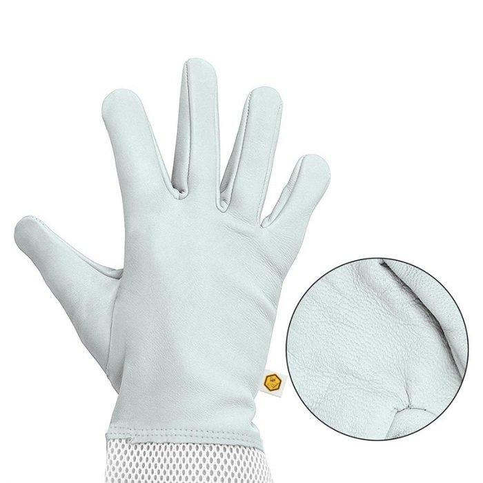 Breathable-Beekeeping-Goatskin-Gloves-8