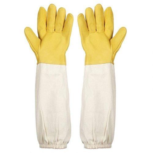 Canvas-Sleeve-Goatskin-Bee-Gloves1