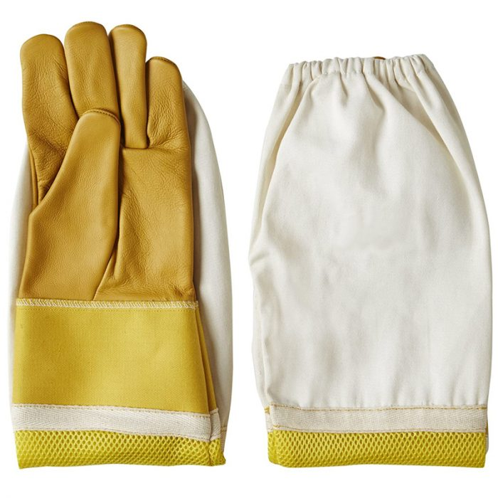 Reinforced-Cuffs-Breathable-Bee-Gloves-3