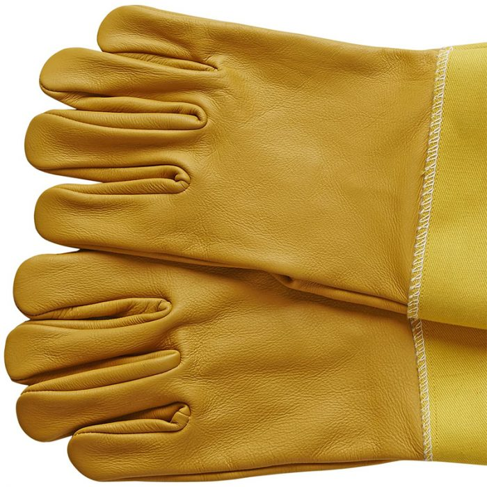 Reinforced-Cuffs-Breathable-Bee-Gloves-4