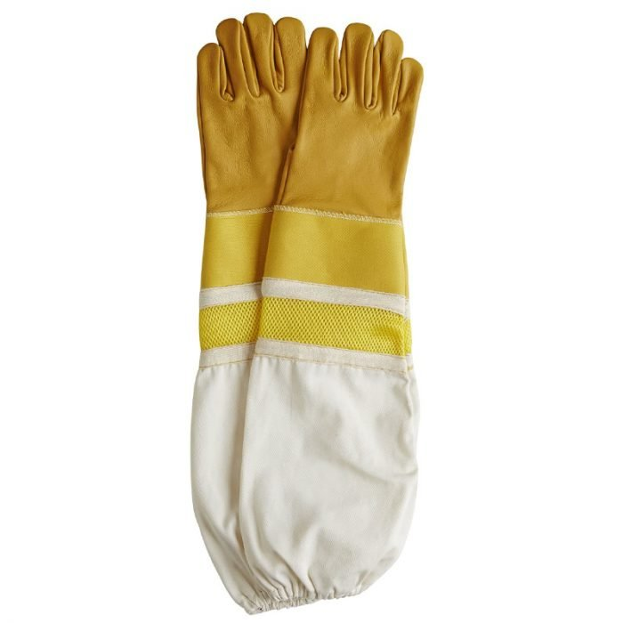 Reinforced-Cuffs-Breathable-Bee-Gloves-6