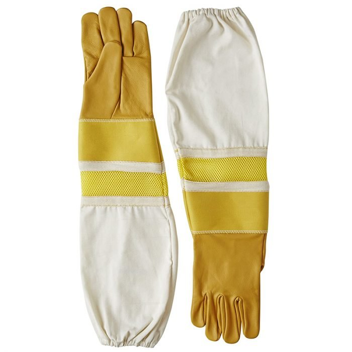 Reinforced-Cuffs-Breathable-Bee-Gloves-7