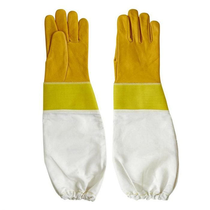 Sting-Proof-Reinforced-Cuffs-Beekeeping-Gloves-1
