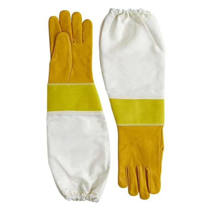 Sting-Proof-Reinforced-Cuffs-Beekeeping-Gloves-2
