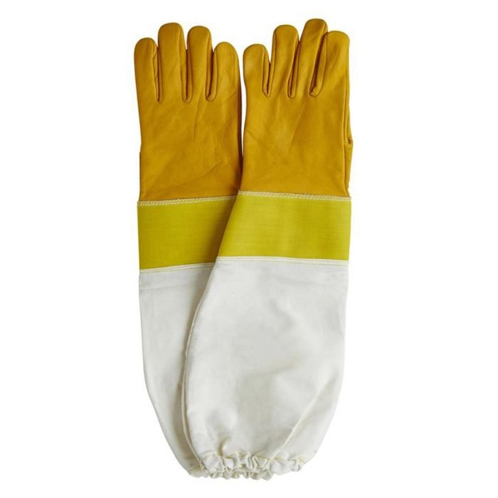 Sting-Proof-Reinforced-Cuffs-Beekeeping-Gloves-3