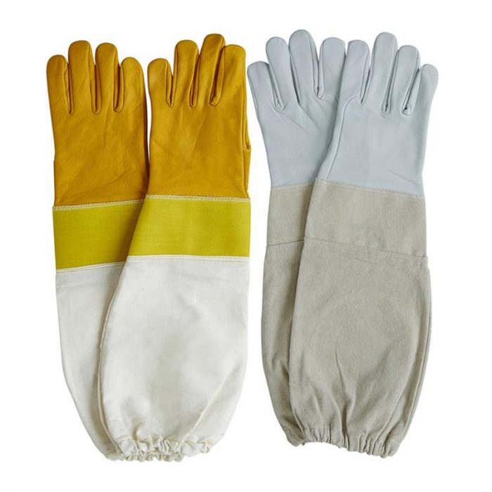 Sting-Proof-Reinforced-Cuffs-Beekeeping-Gloves-8