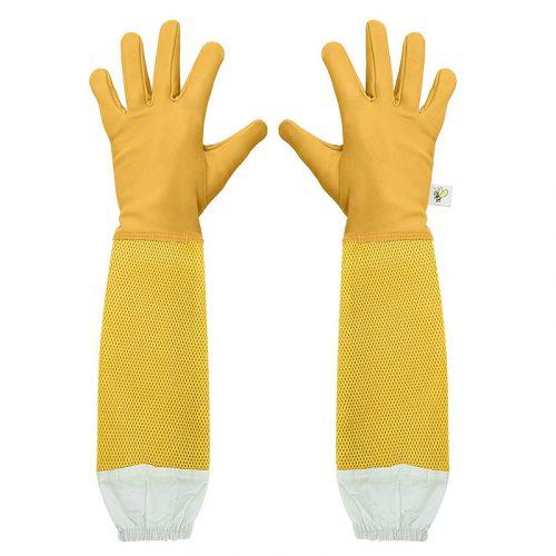 Ventilated-Mesh-Sleeves-Beekeeper-Gloves-1
