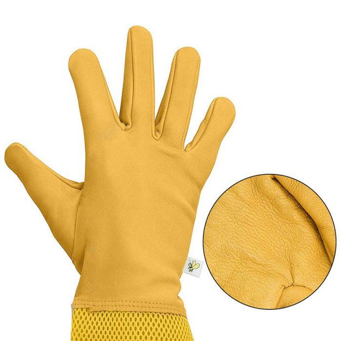 Ventilated-Mesh-Sleeves-Beekeeper-Gloves-2