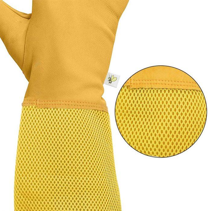 Ventilated-Mesh-Sleeves-Beekeeper-Gloves-3