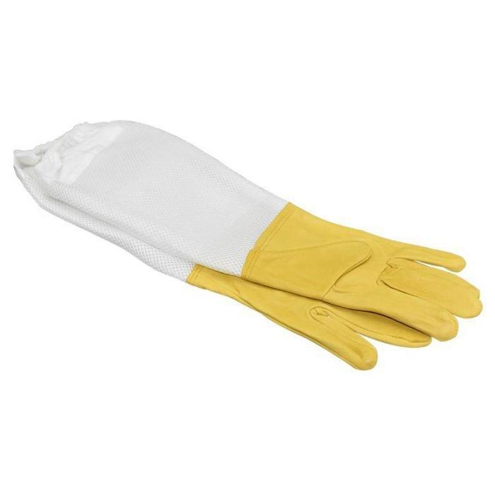 Ventilated-Mesh-Sleeves-Beekeeper-Gloves-5