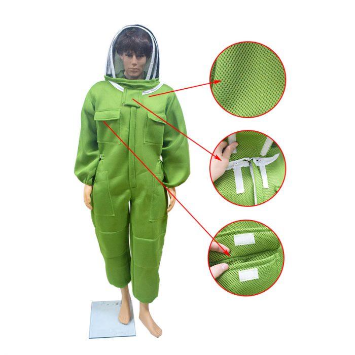 Air-Mesh-Beekeeper-Hooded-Veil-Suit-4