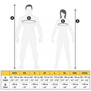 Beekeeping-Body-Size-Chart