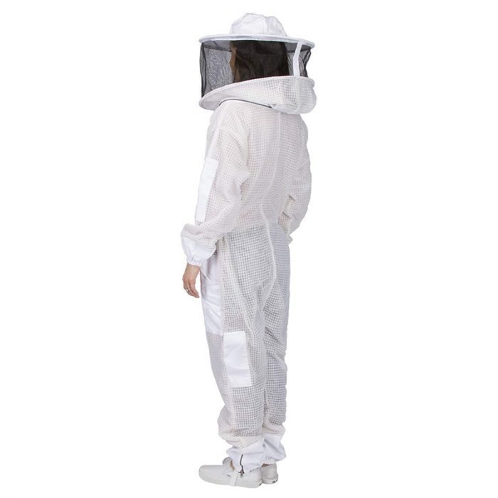 Breathable-Round-Veil-Beekeeping-Suit-2