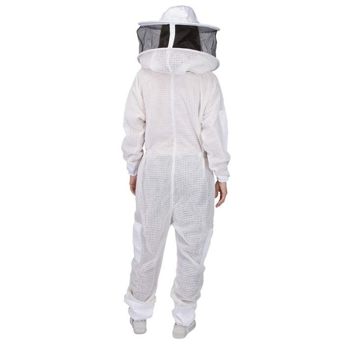Breathable-Round-Veil-Beekeeping-Suit-4