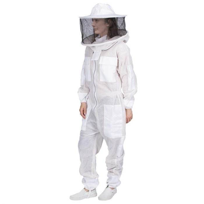 Breathable-Round-Veil-Beekeeping-Suit-6