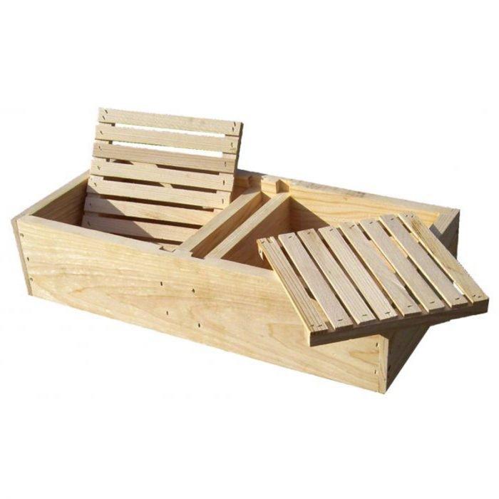Beekeeping-Wooden-Top-Feeder-3