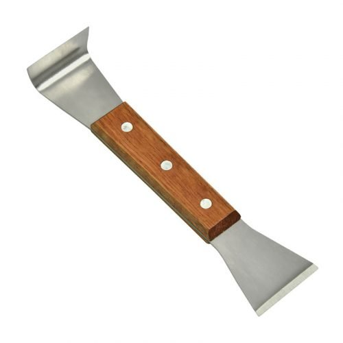 Wood-Handle-Beehive-Scraper-Knife-1